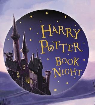 Harry Potter Book Night 2019